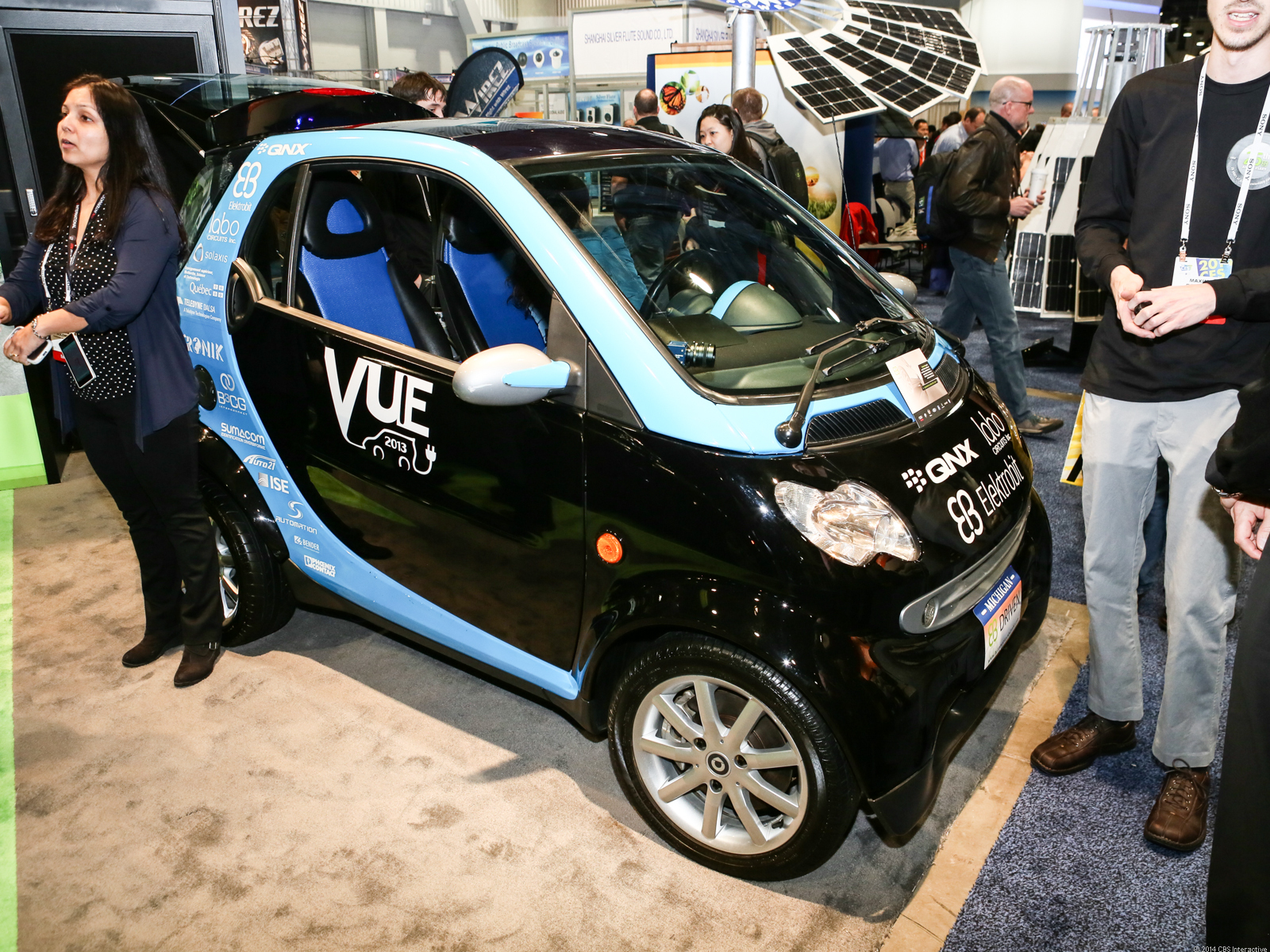 VUE Smart ForTwo