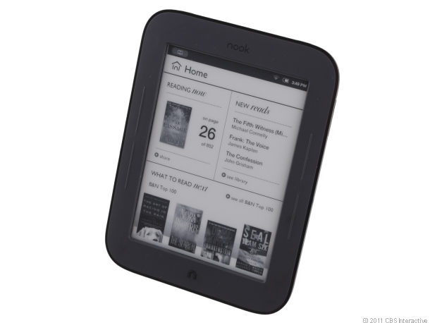 Barnes & Noble Nook Touch