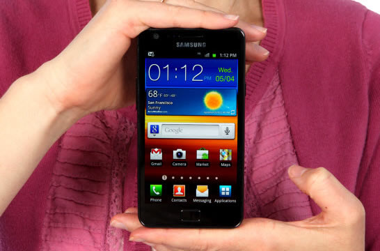 Samsung's Galaxy S II has racked up 28 million in sales since its debut.
