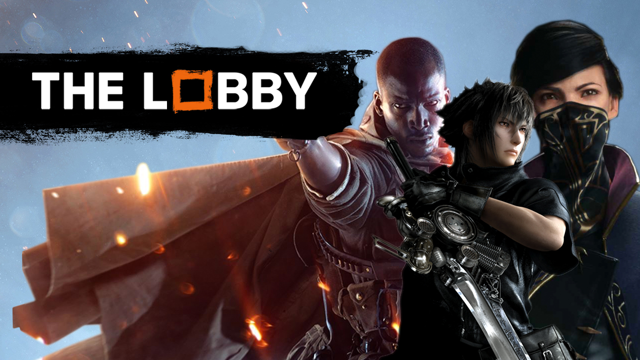 Video: GameSpot's The Lobby: What games are left for 2016?