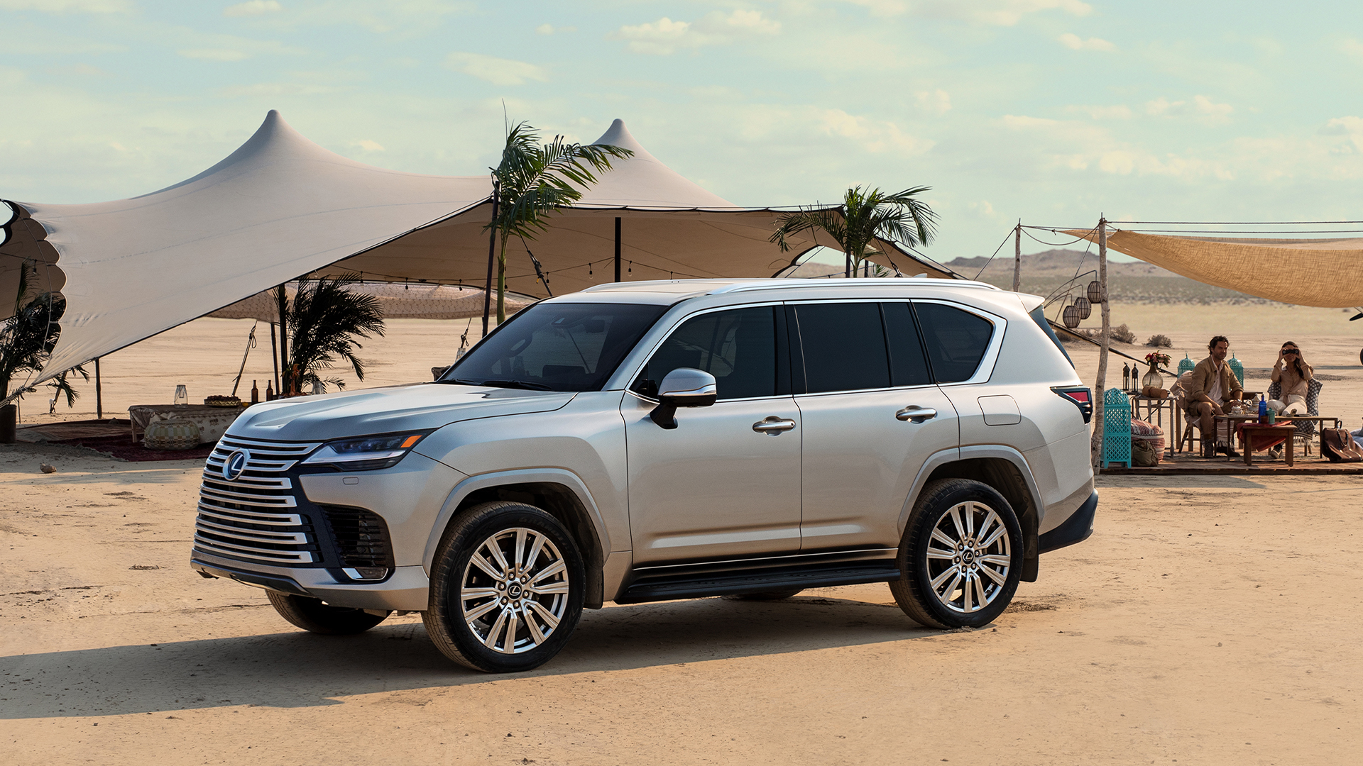2022 Lexus LX 600 is the only Land Cruiser we're going to get     – Roadshow