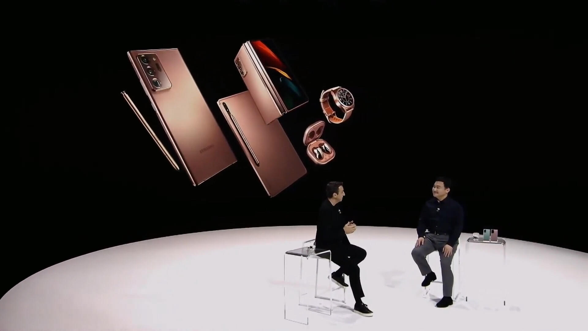 Video: Samsung Galaxy Note20 Ultra, Z Fold 2 and more announced in Unpacked event