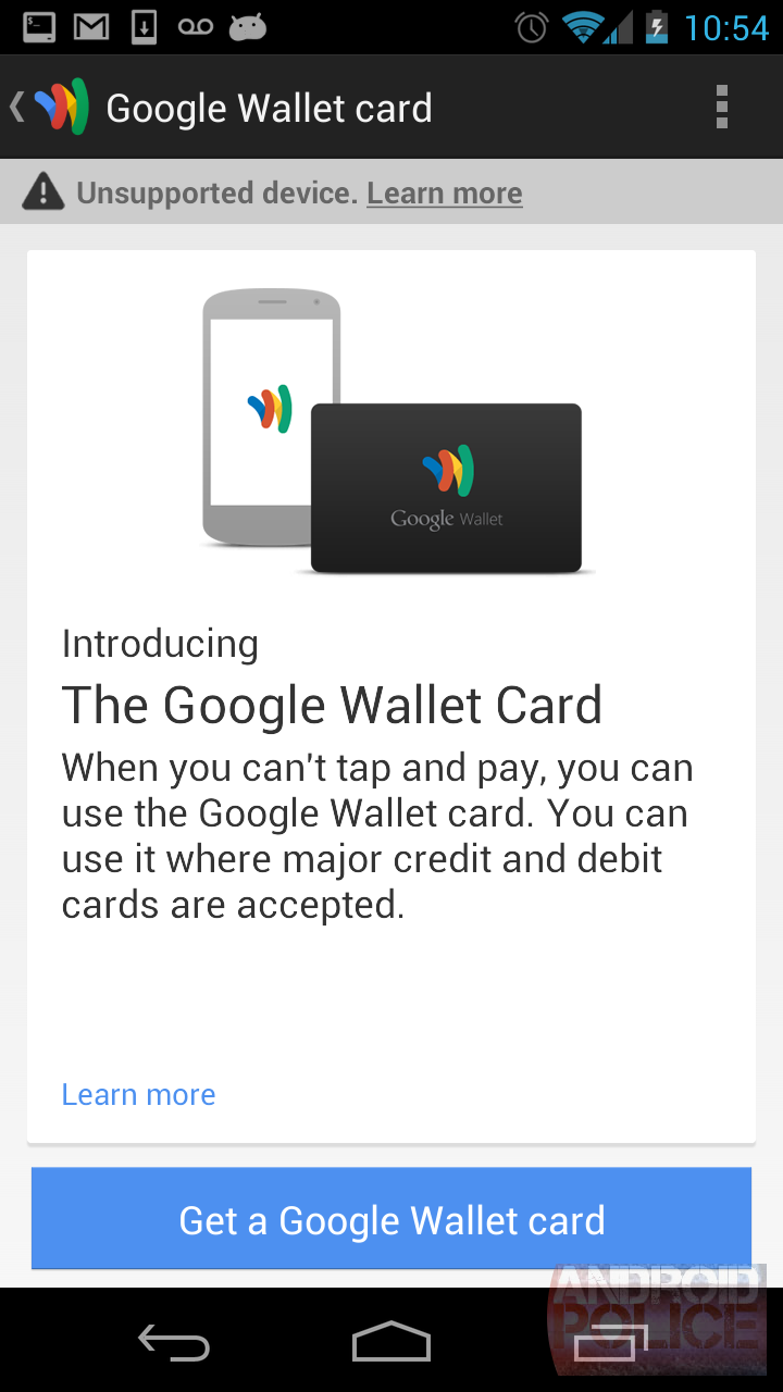 Is this the new Google Wallet?