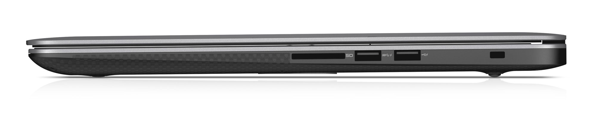 The Dell M3800 is 18mm (0.71 inches) thick and includes a high-speed Thunderbolt port to make it easier for Mac users to move to the Windows machine.