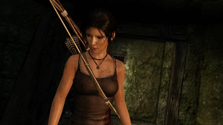 1. Lara Croft, Tomb Raider