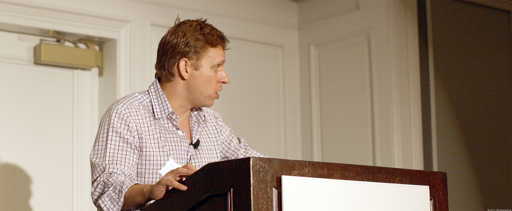 Peter Thiel says the United States no longer cares much about science or technology