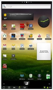 Nook2Android can turn the color Nook into a full-fledged Android tablet.