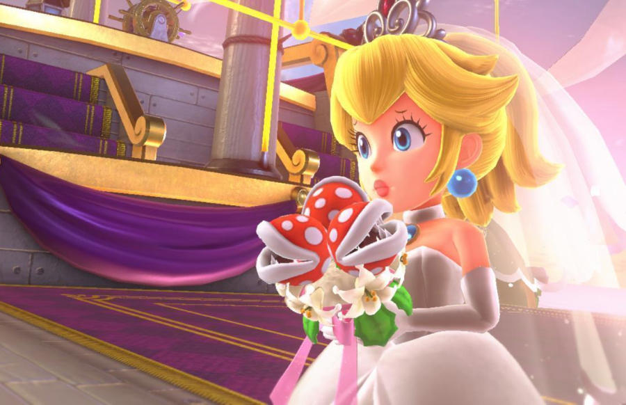 29. Princess Peach, Super Mario Bros.