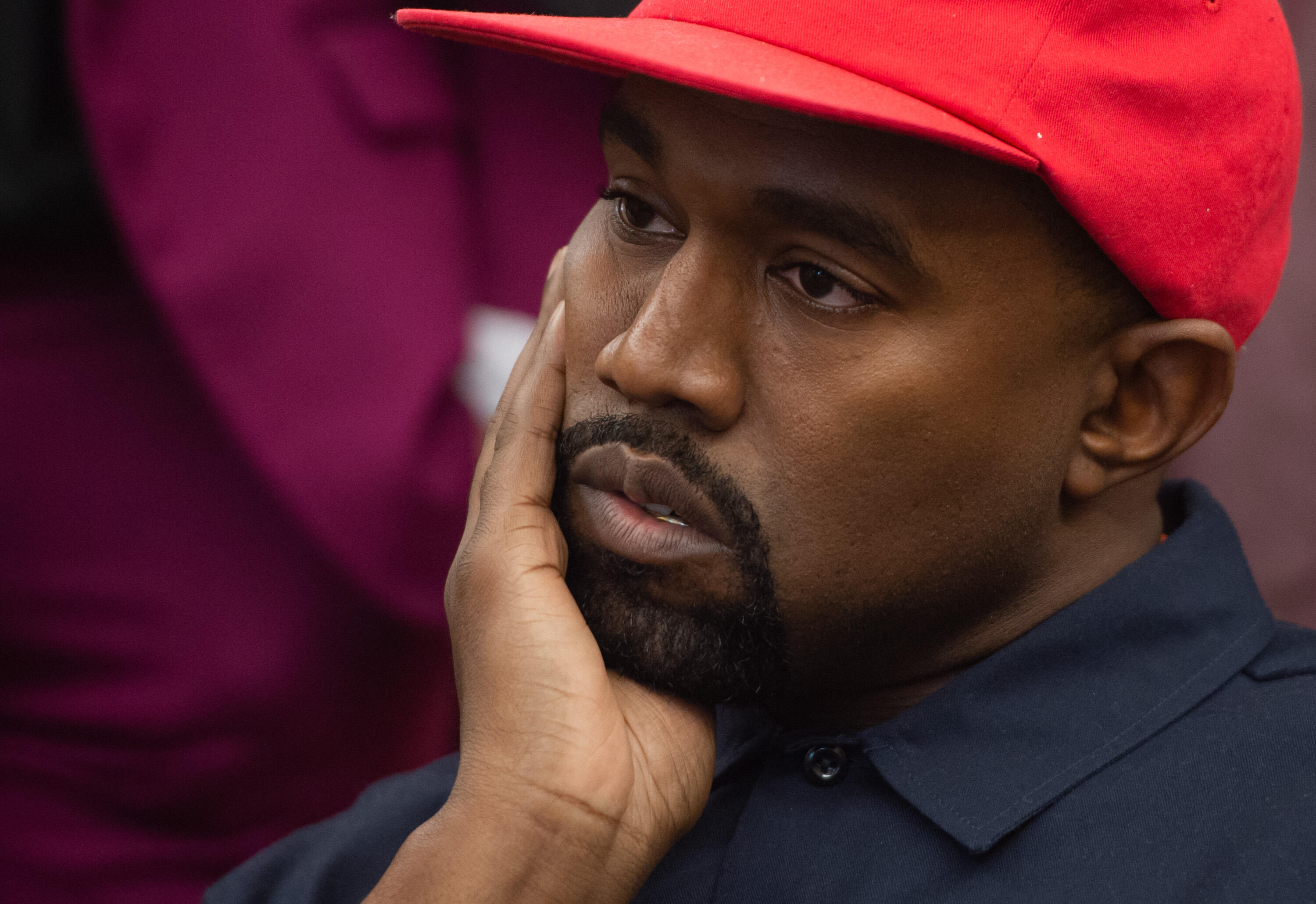 <p>Kanye West is running for president but isn't on the ballot in all states.</p>