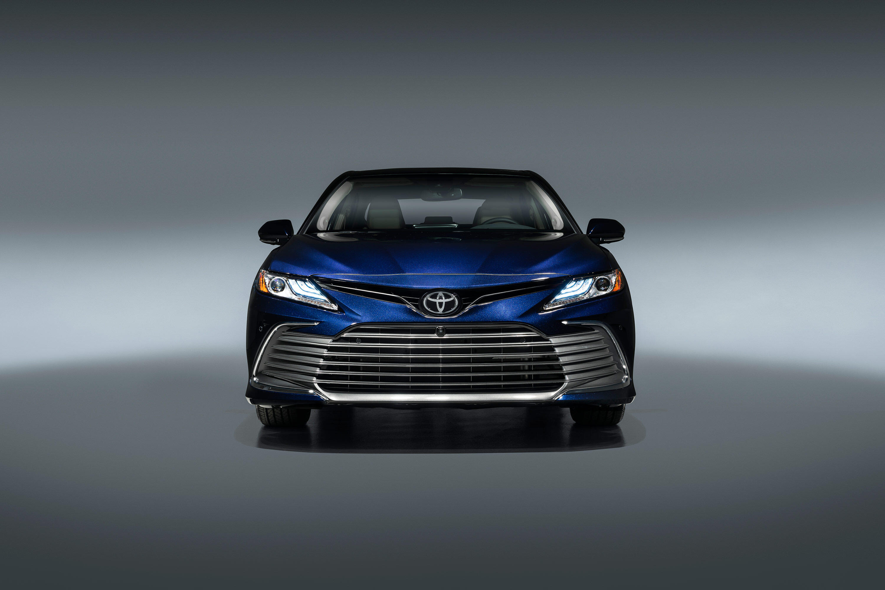 2021 Toyota Camry - front end