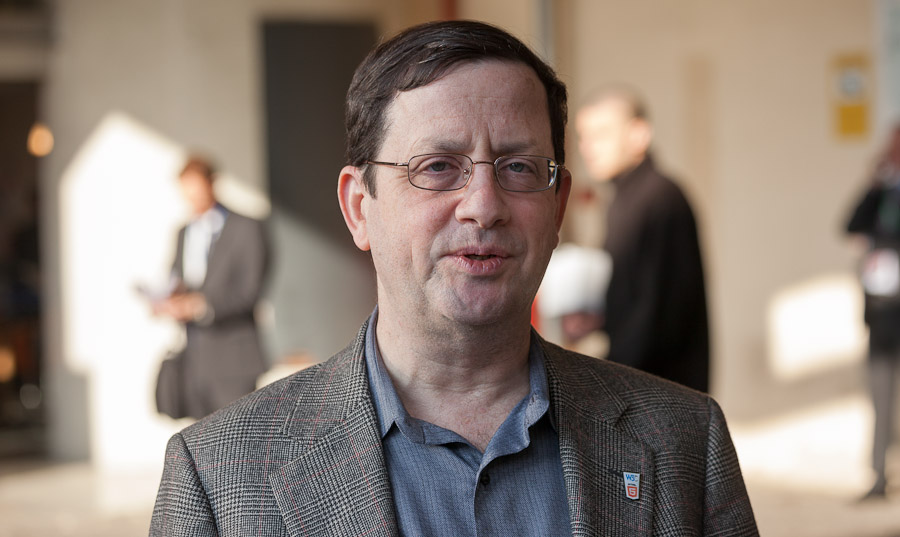 W3C CEO Jeff Jaffe at Mobile World Congress