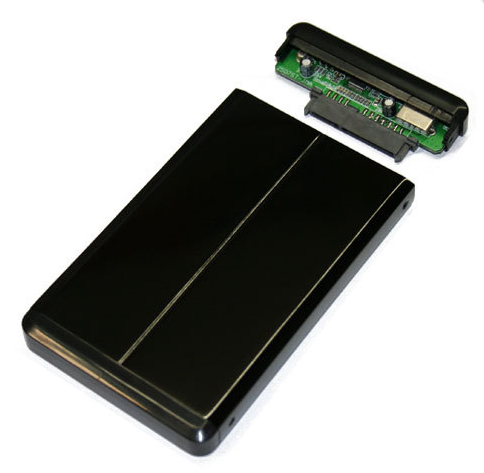 Designed for 2.5-inch SATA drives, this slim enclosure gives your upgraded laptop drive a new lease on life.