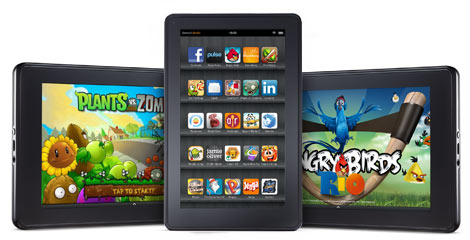 Amazon's Kindle Fire is already beginning to eat into iPad sales, according to a survey.