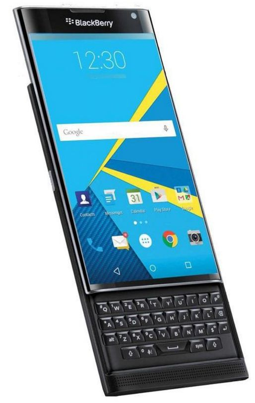 BlackBerry's earnings report gives a grim outlook on its phone business.
