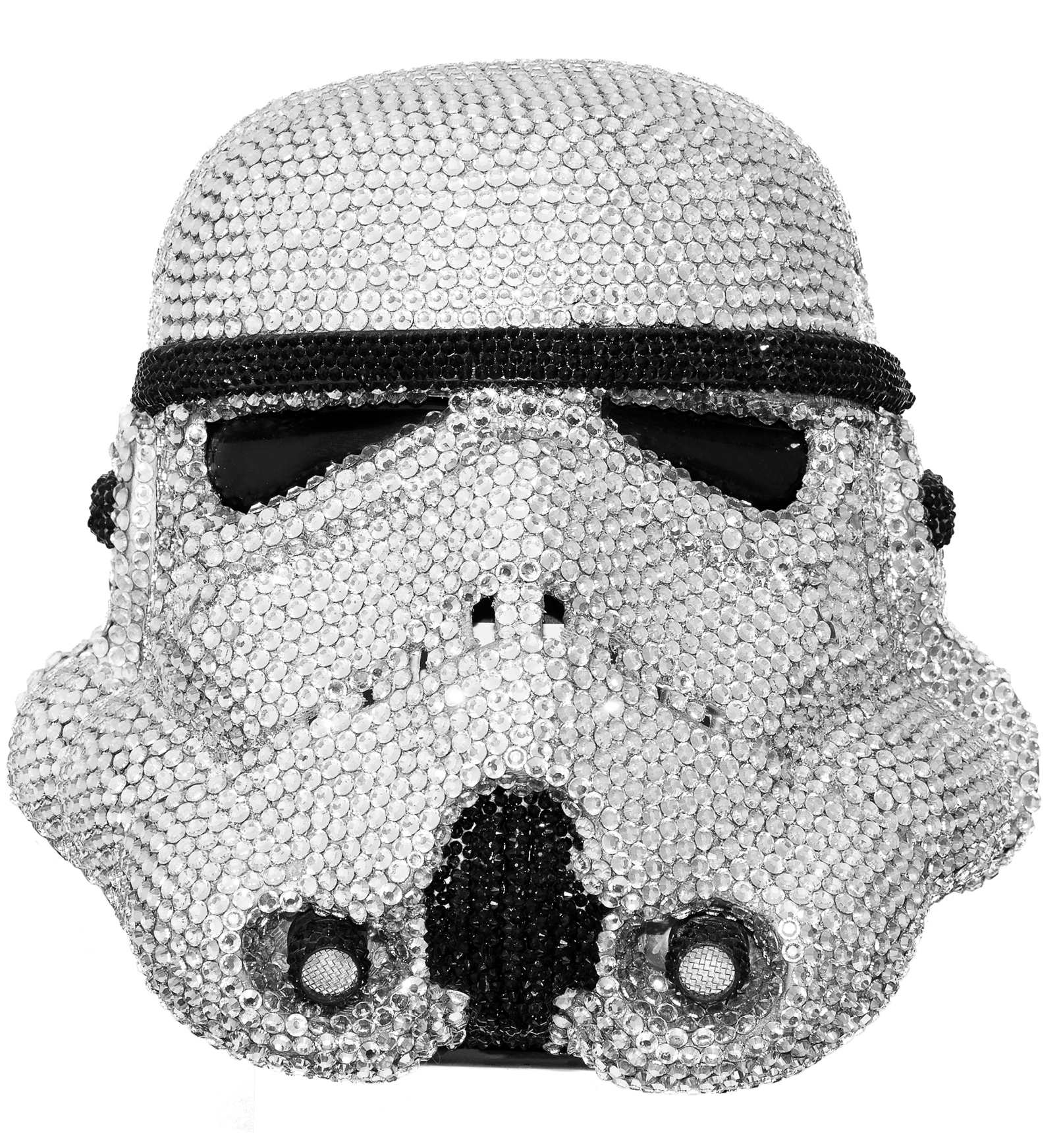 Blinged out Stormtrooper