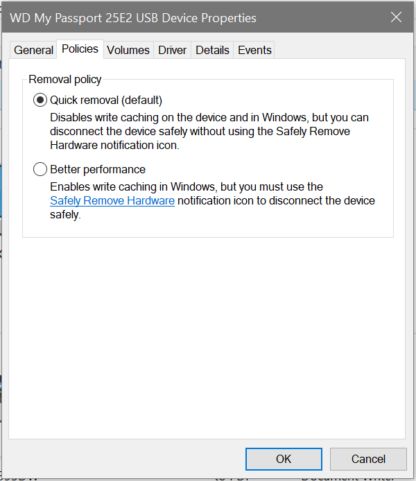 Yank out that USB drive in Windows 10 without ejecting first   CNET