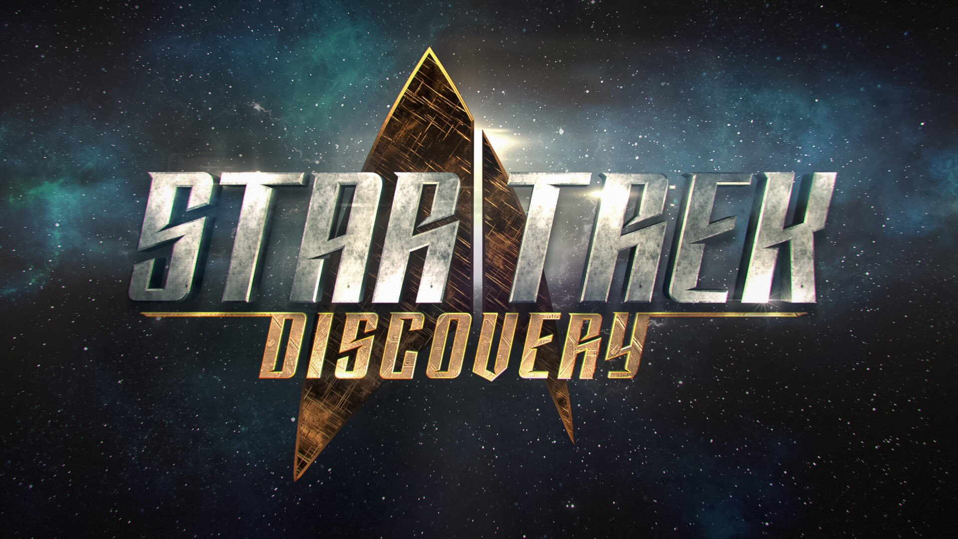 """""""Star Trek: Discovery"""" is the name of the 2017 CBS All Access series, which continues Trek's television adventures."""