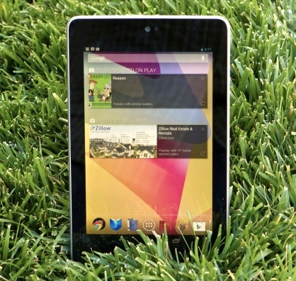 Google's Nexus 7 sports an Nvidia Tegra 3 chip. The company has emerged as the leading supplier of chips to non-iPad tablets.  It is a force to be reckoned with in both Android and Windows 8 devices.
