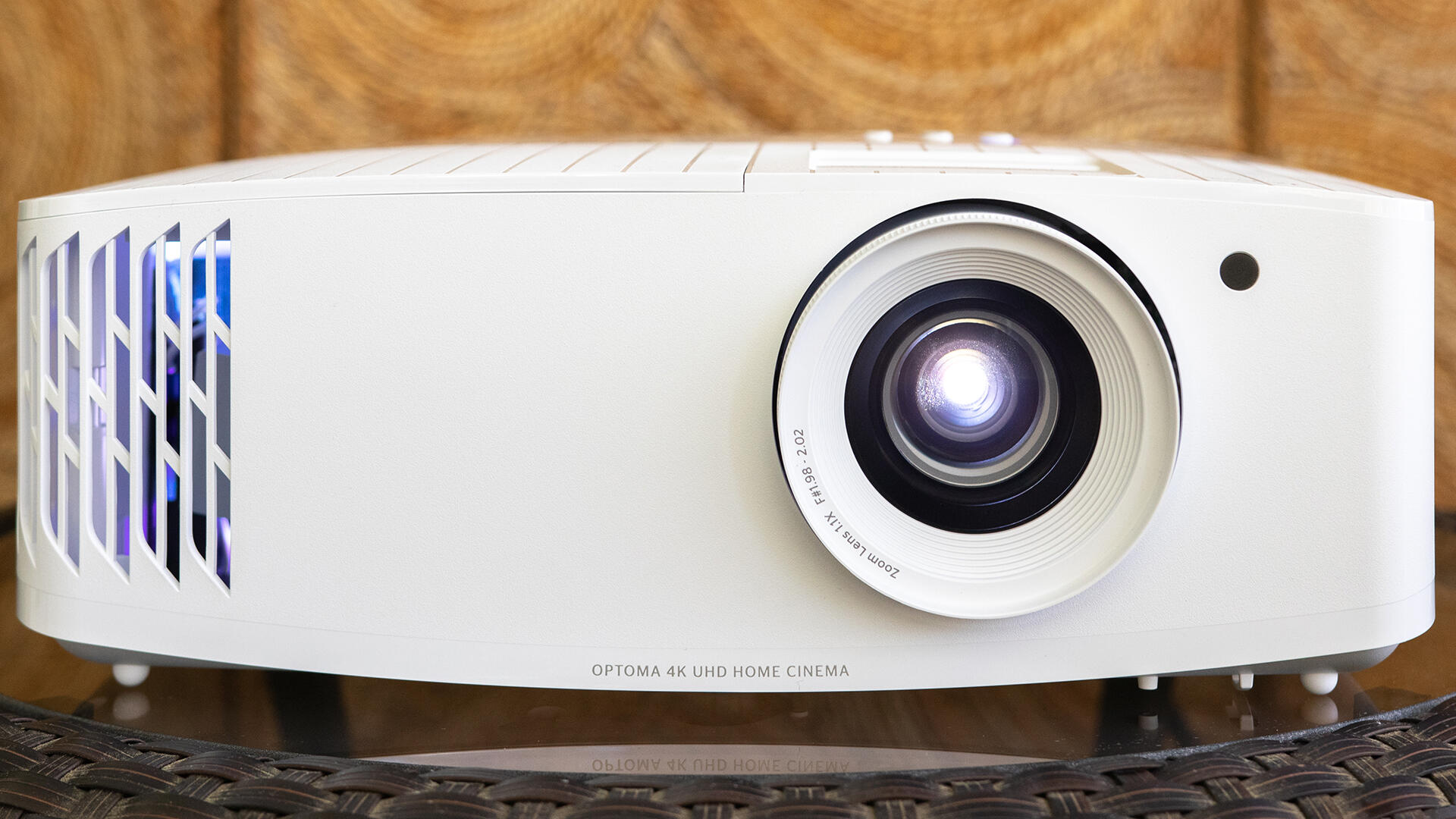 Optoma UHD35 projector review: Fabulous 4K picture for the price     - CNET