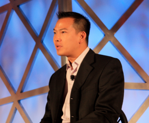 Eric Tseng, Facebook's head of mobile products.