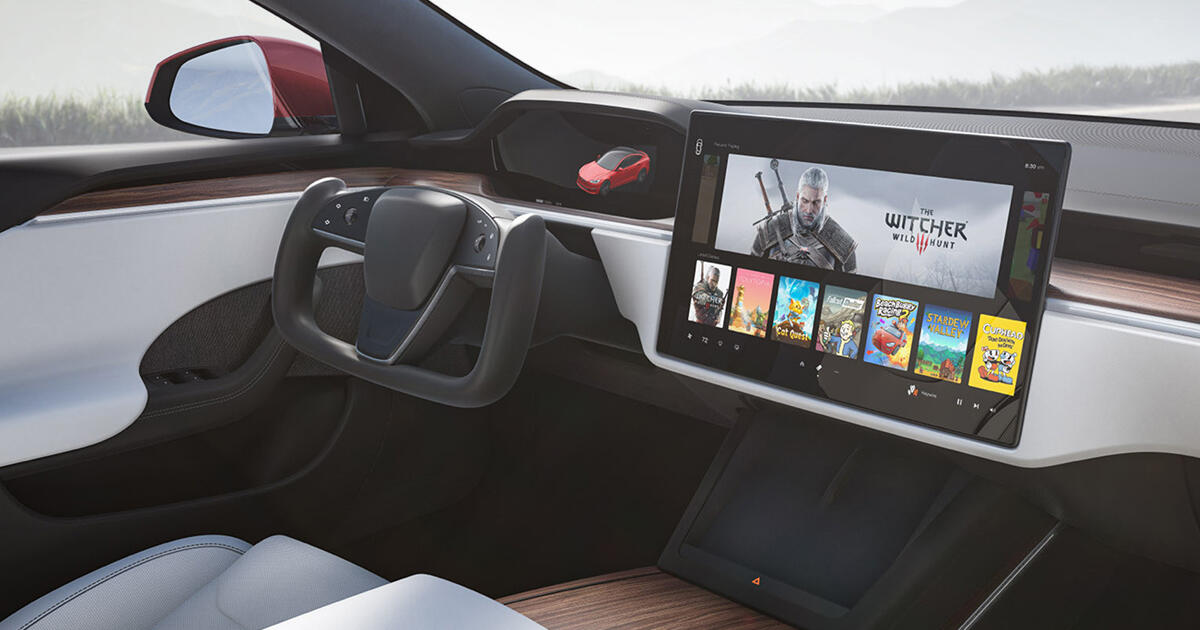 Tesla software update adds Disney Plus, Car Wash Mode and more