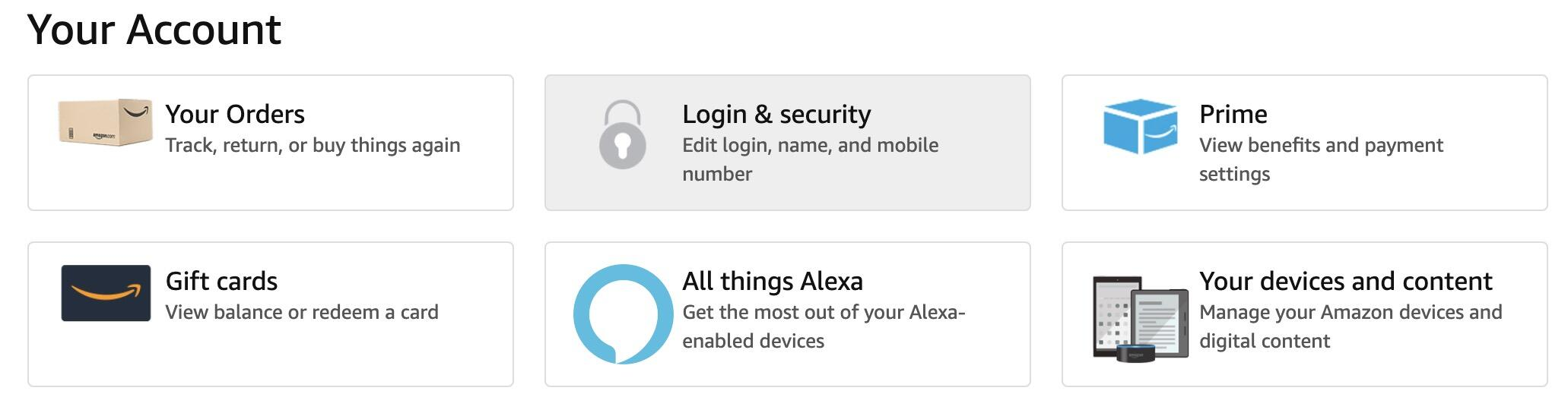 amazon-login-and-security