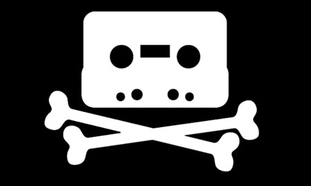 Logo for Piracy app for Android,