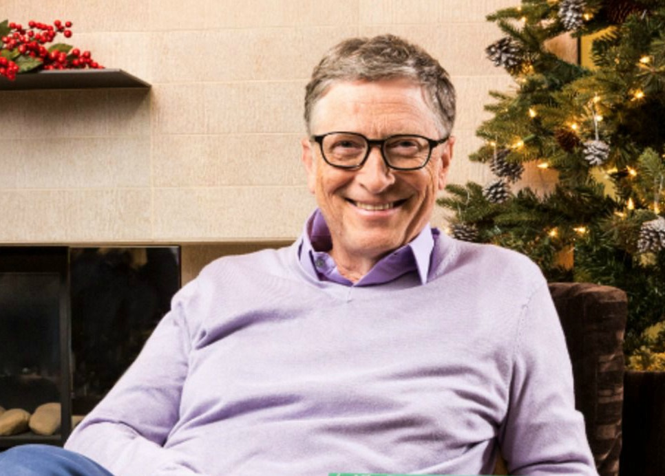 <p>Bill Gates has some advice for new college grads.</p>