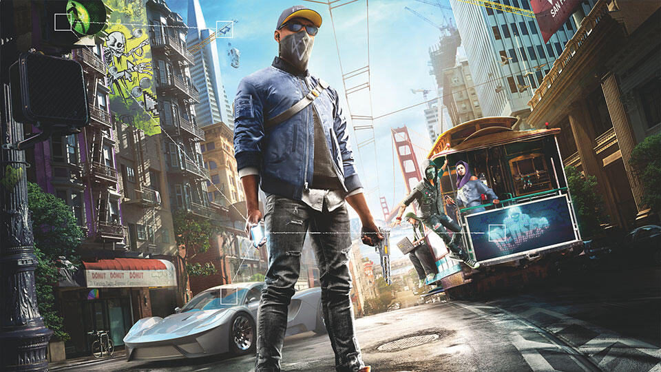 You can play Watch Dogs: Legion for free this weekend