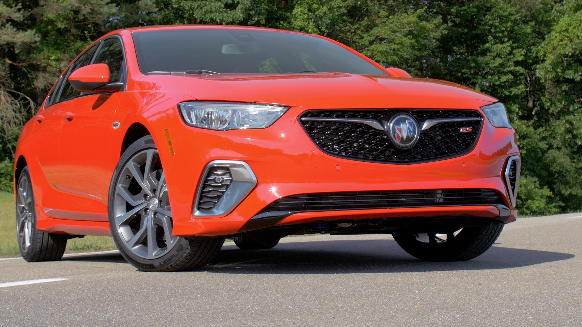 Video: 2018 Buick GS is ready to party with 310 horsepower