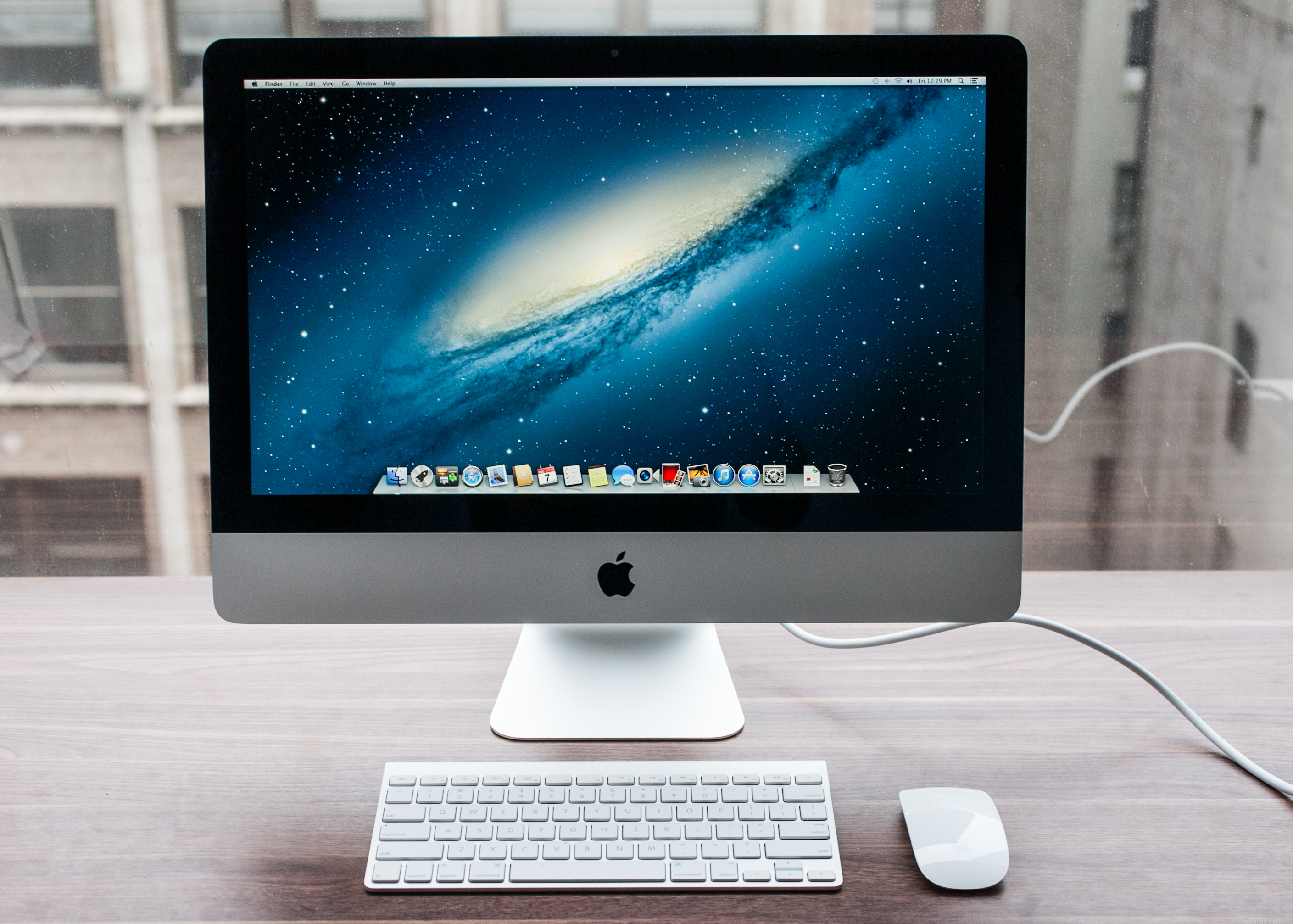 Apple iMac (21.5-inch, 2.9GHz, fall 2012)