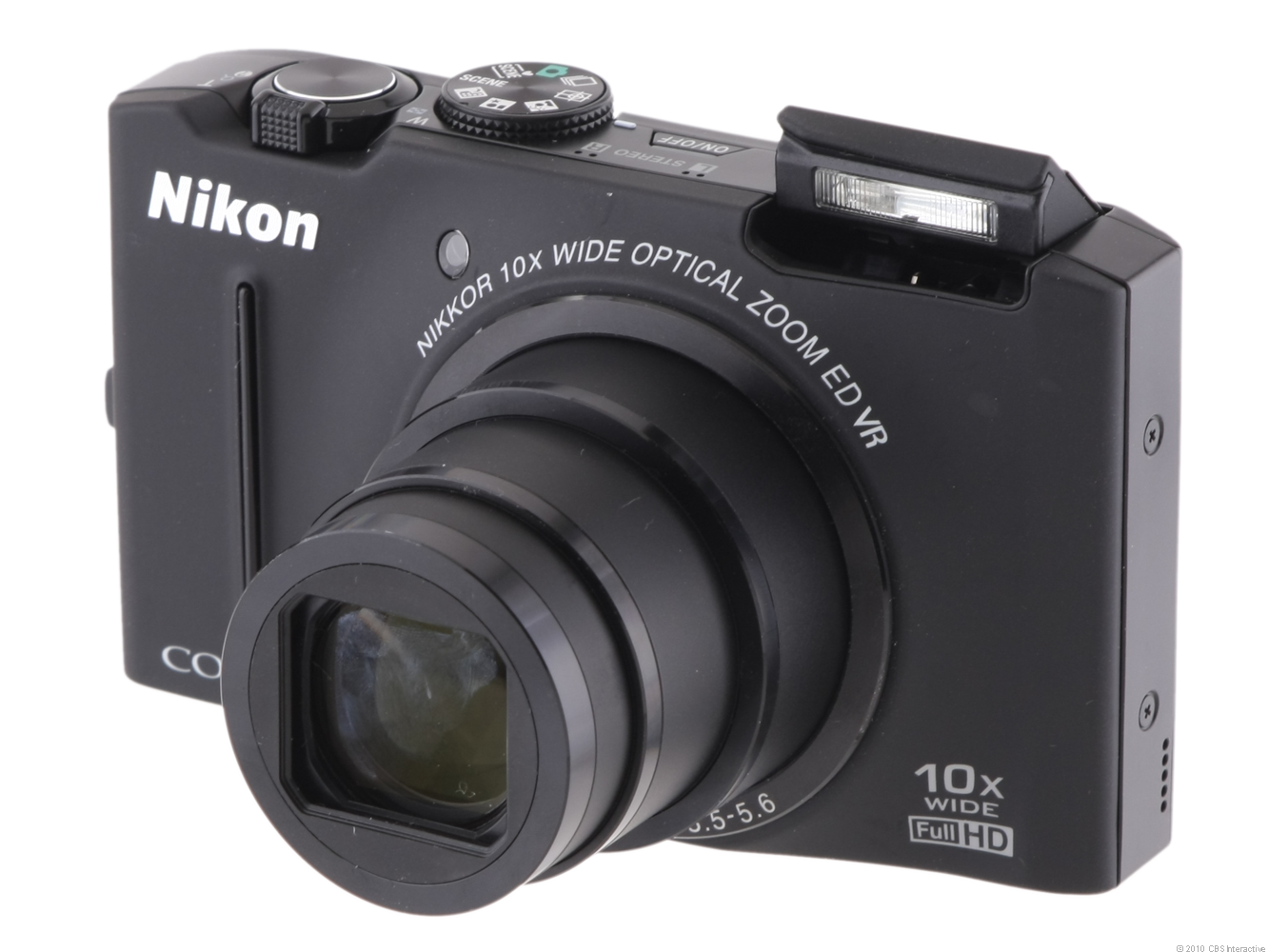 Nikon Coolpix S8100 (Black)