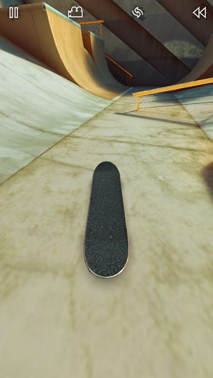 Half pipes available