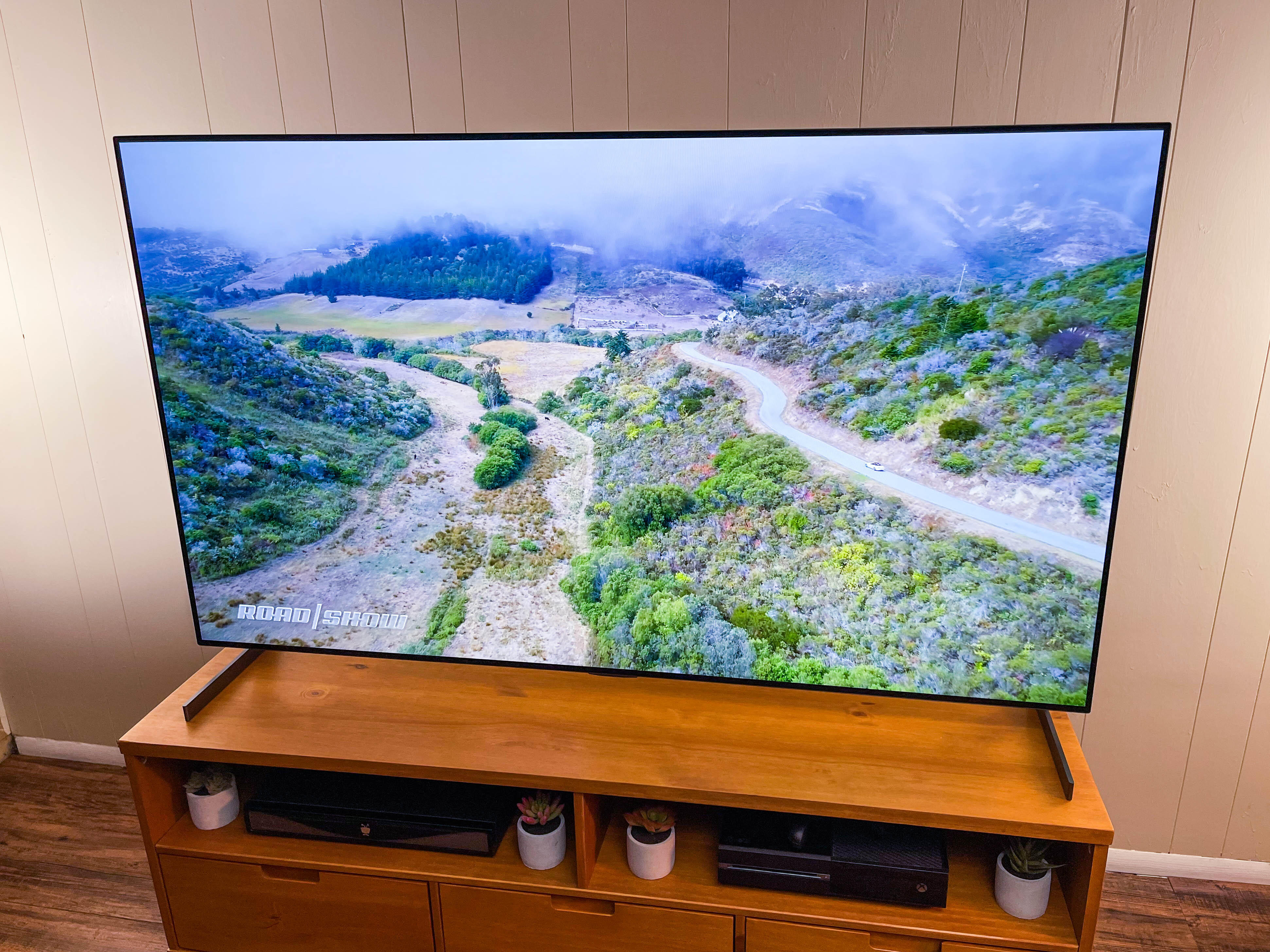 LG G1 OLED TV review: Sets the picture quality bar just a bit higher     - CNET