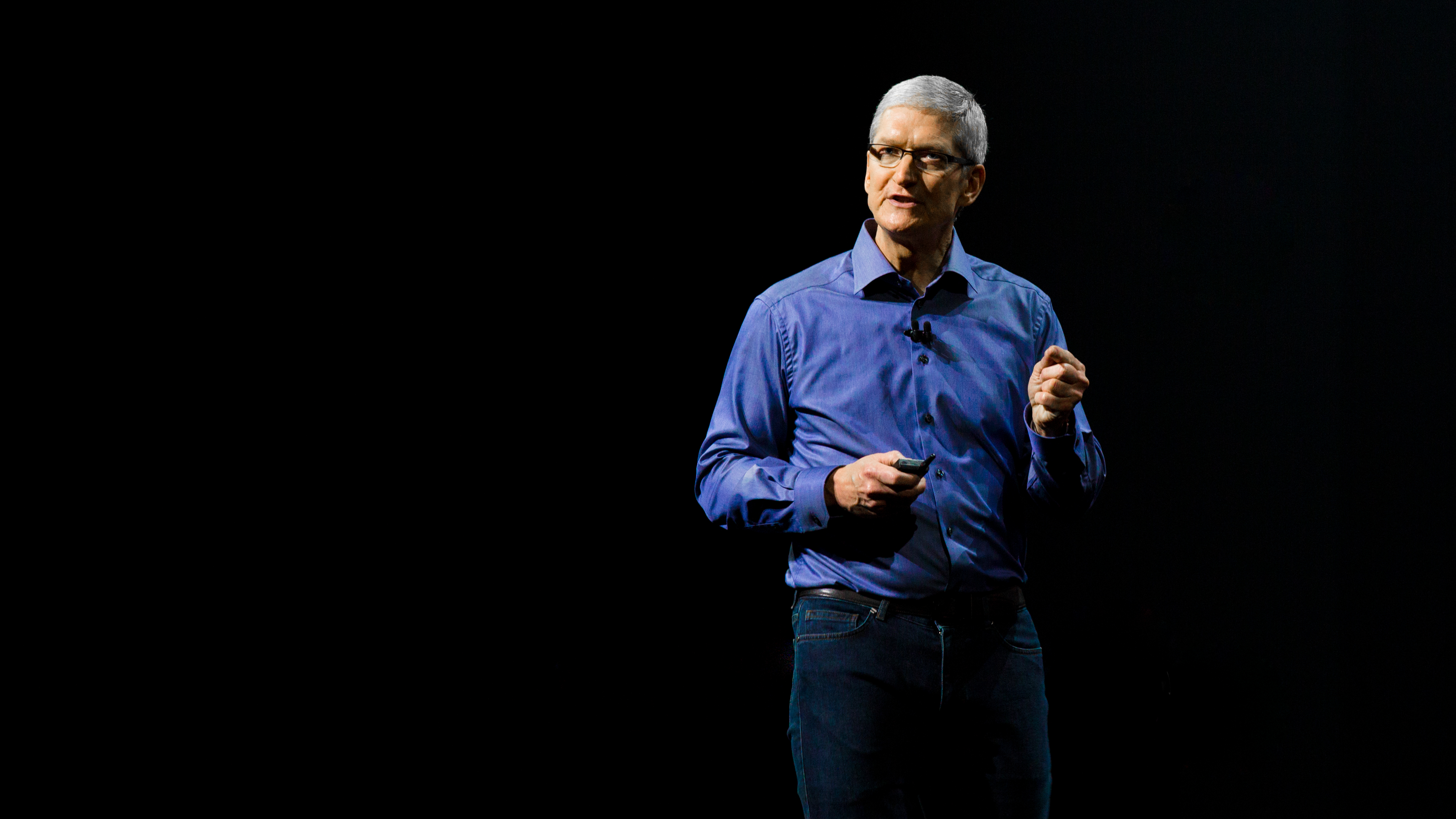 August 2011 - Tim Cook becomes CEO