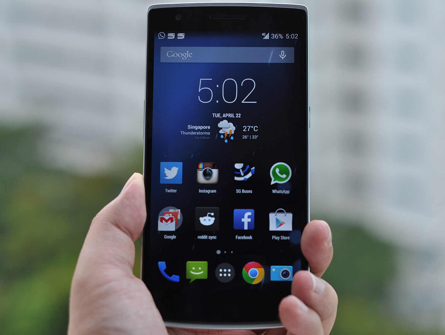 Meet the OnePlus One