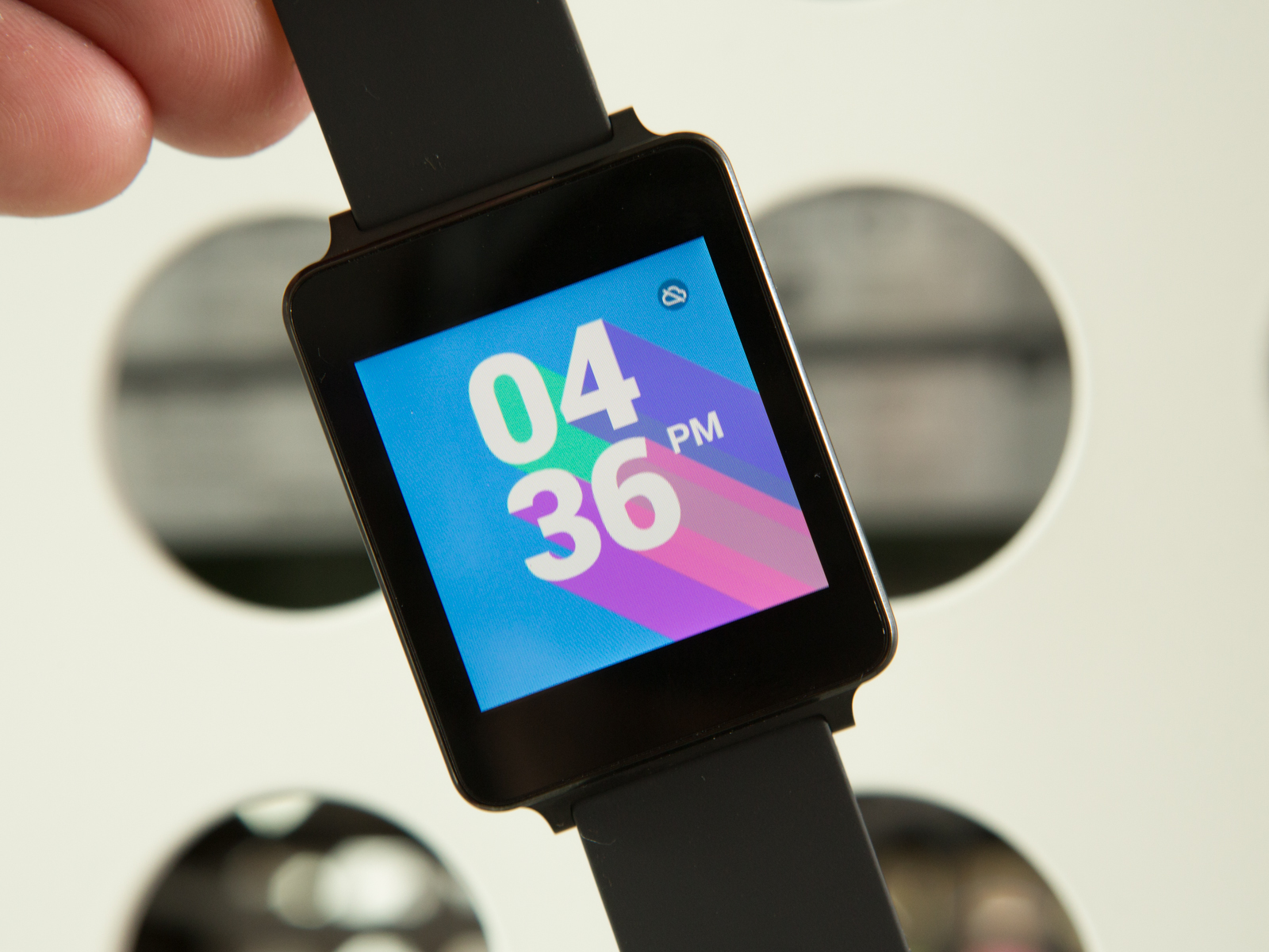 The LG G Watch, powered by Google's Android Wear operating system, isn't a locked-down repository for personal data.