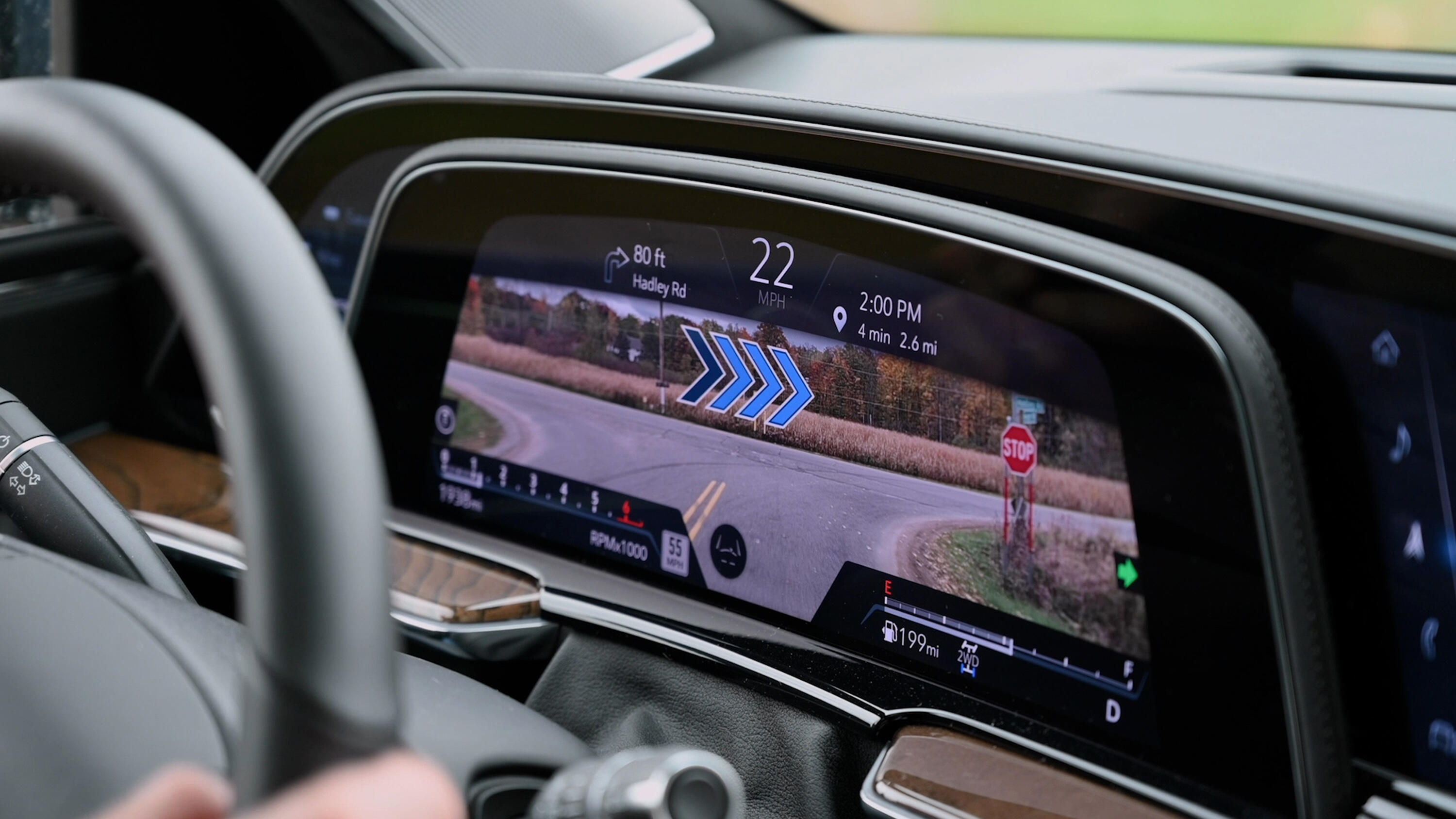 Video: So many screens: Here's what the 2021 Cadillac Escalade's displays can do