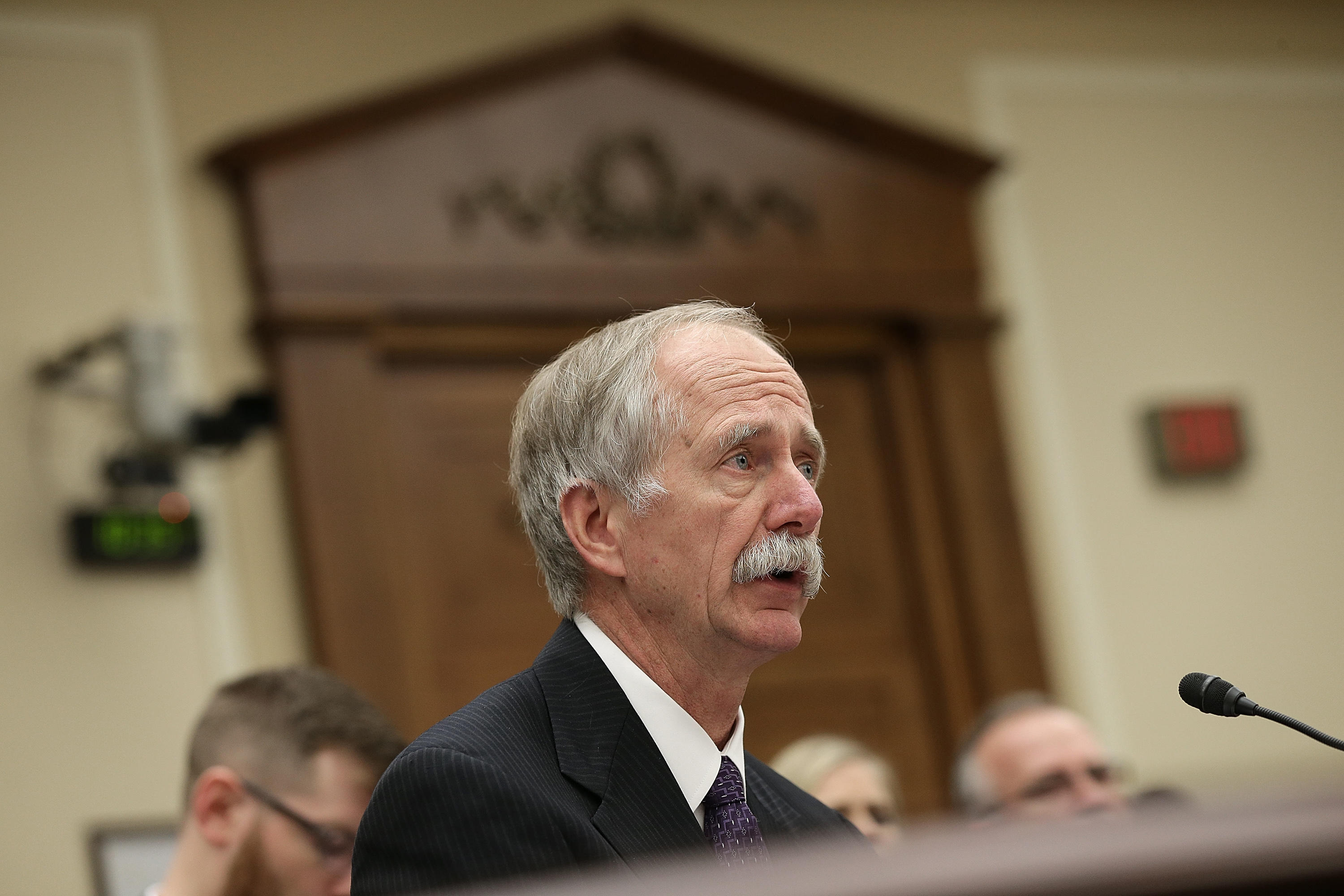 House Science Committee Hold Hearing On Deep Space Exploration And Recent Orion Test