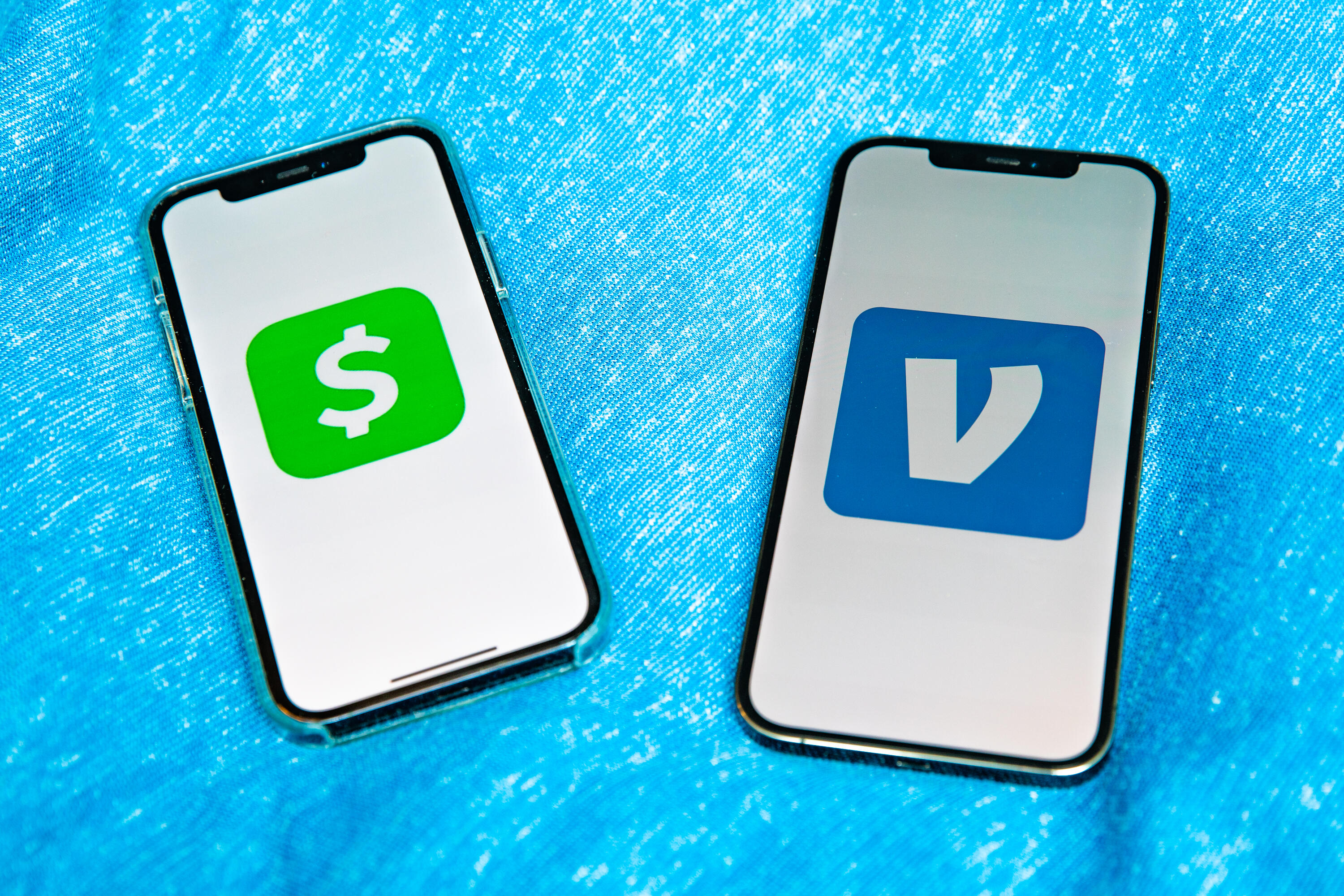 Mobile payment app like Venmo and Cash App