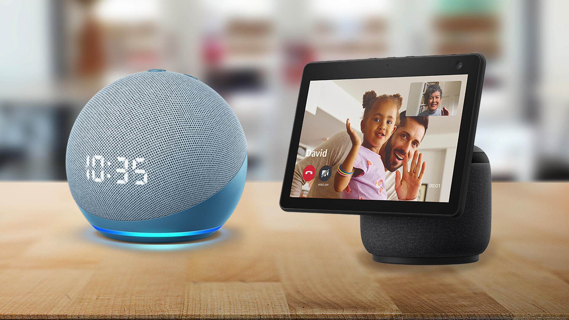 Video: Amazon's newest Echo can follow you