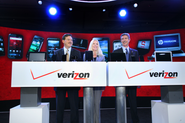 Verizon Wireless' roadmap was leaked, according to a new report.
