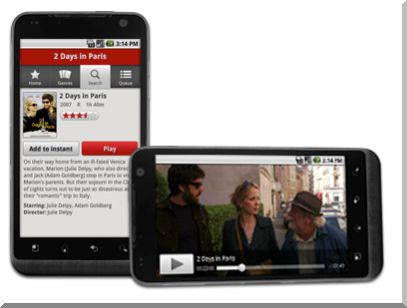 Hackers, take note: With a little tweaking, you might be able to get the Netflix app running on your unsupported device.