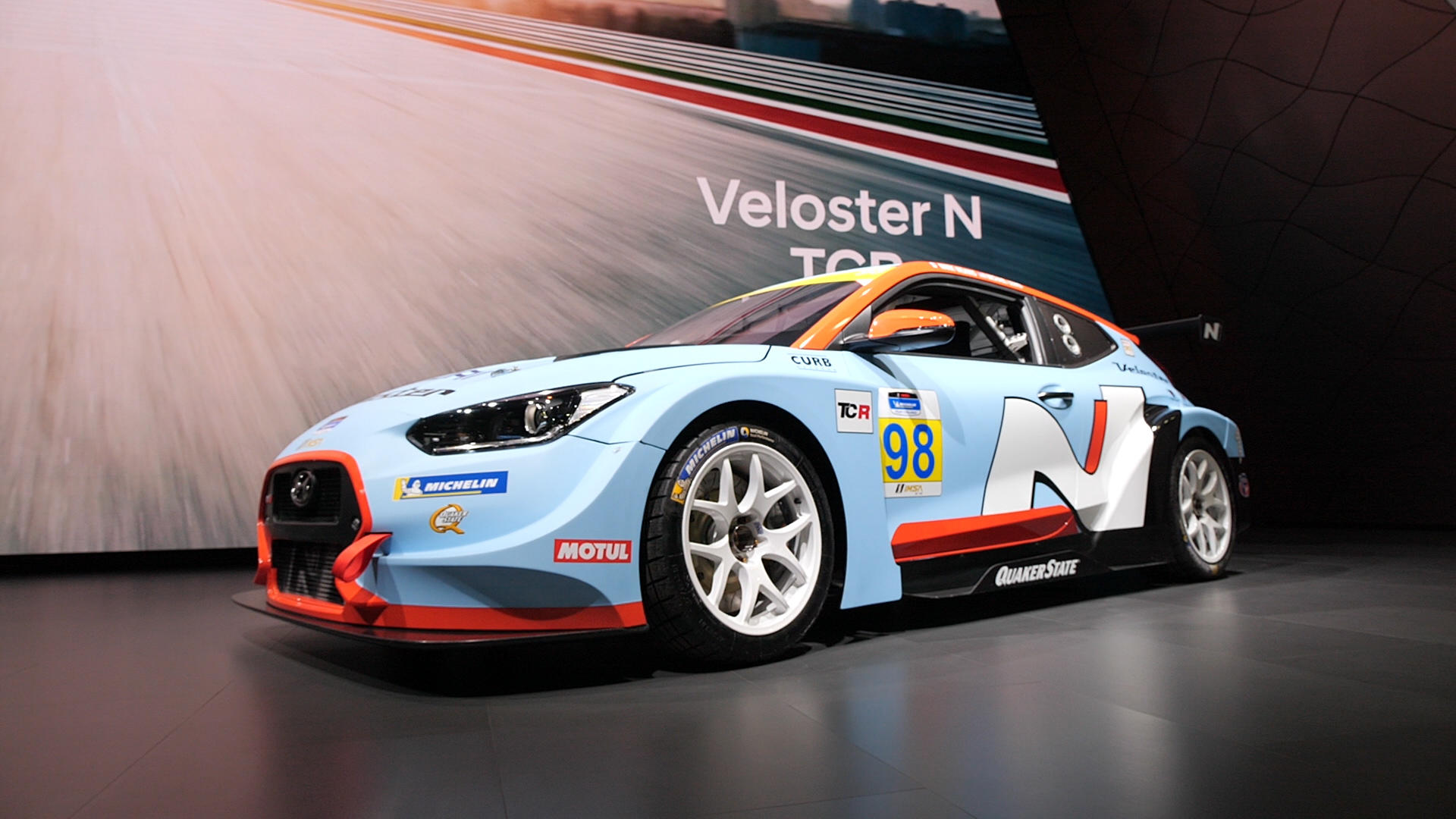Video: Hyundai Veloster N TCR: Korea's $155K turn-key race car