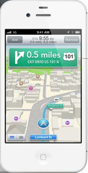 Image: Stare lovingly at these helpful directions, iPhone 4 owners. It's Apple's way or the lost highway.