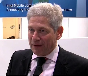 Hermann Eul, one of the executives who will reportedly head up the new Intel group, comes from Infineon.
