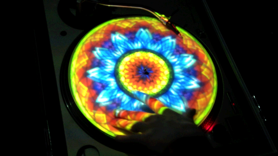 Groovy projection
