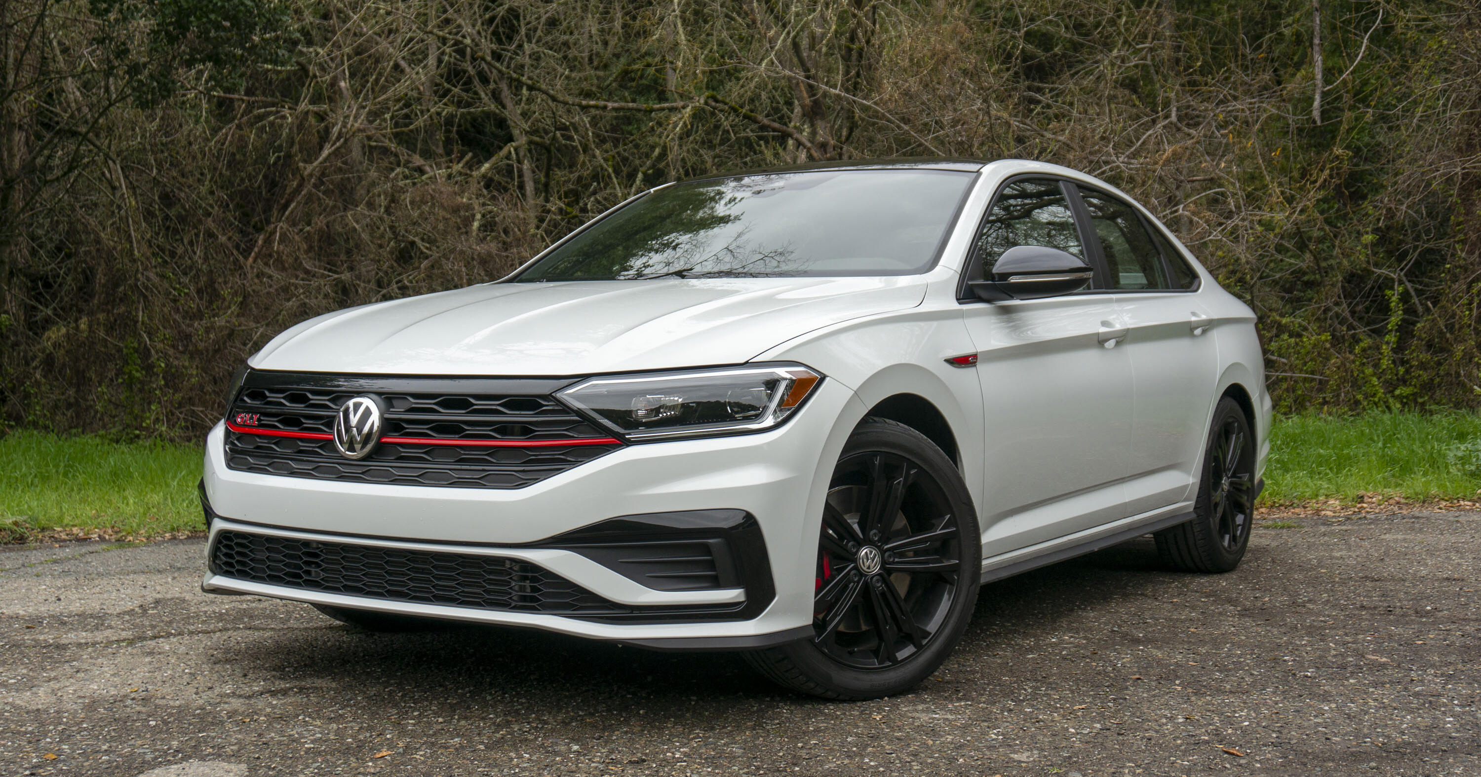2021 Volkswagen Jetta GLI review: Hot hatch in sedan clothing     - Roadshow