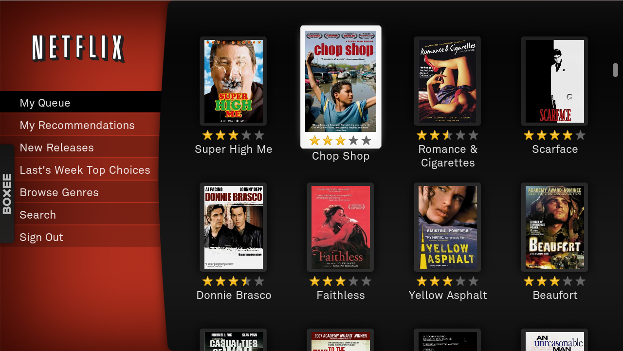 Streaming is quickly killing DVDs.