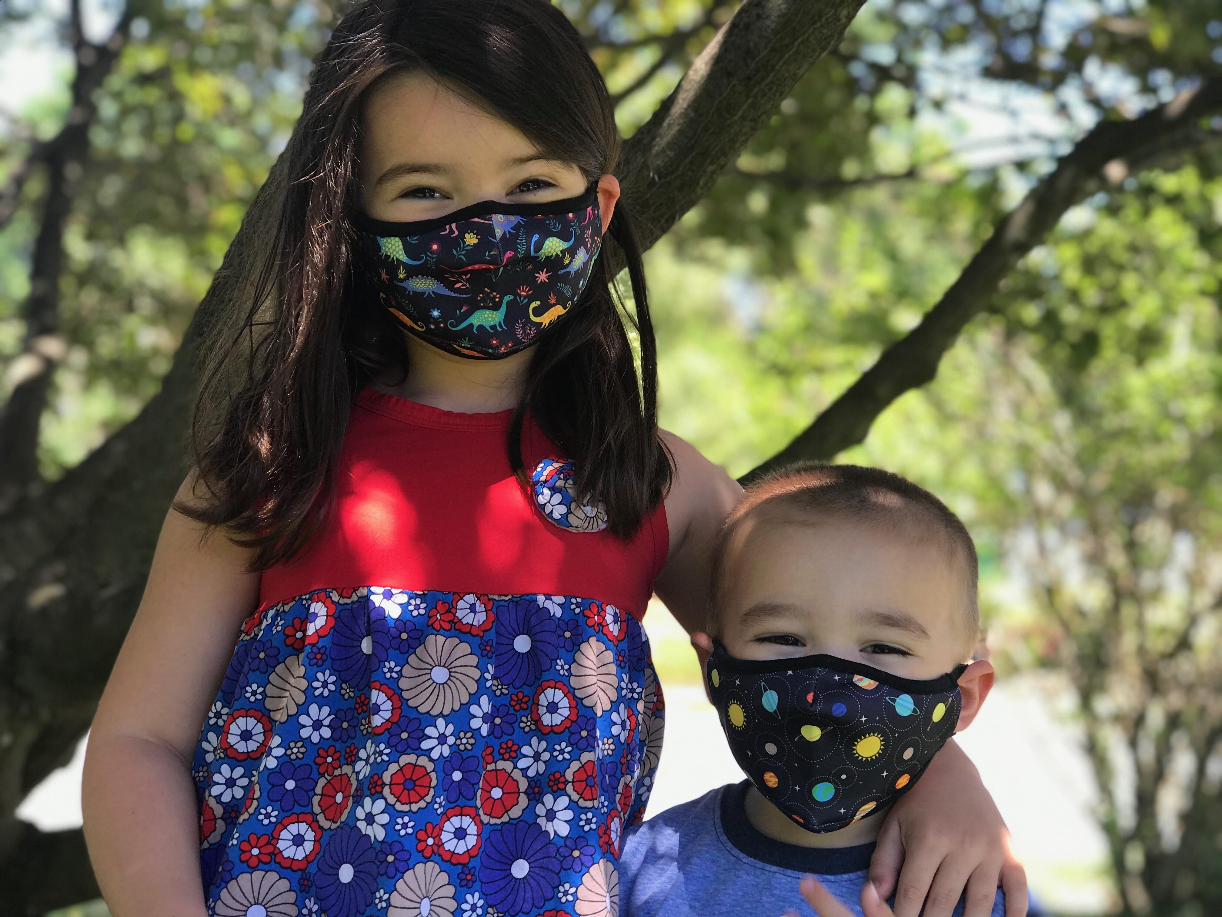 Best COVID-19 face masks for kids: KN95, disposable, cloth and more     - CNET